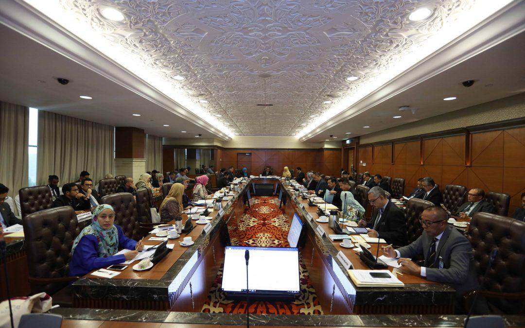 Jawatankuasa Pilihan Khas Bajet Parlimen Keempat Belas, 2019