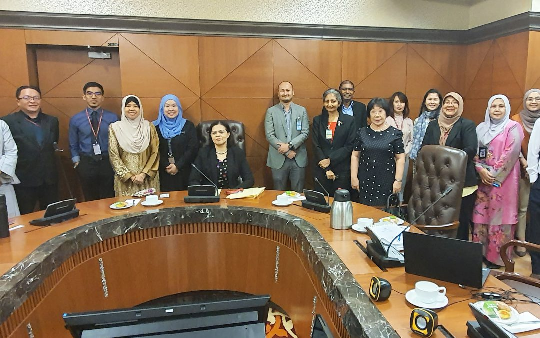 Pembentangan Sekretariat Kumpulan Rentas Parti Parlimen Malaysia (APPGM-SDG)