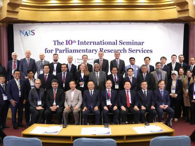 10th International Seminar For Parliamentary Research Services